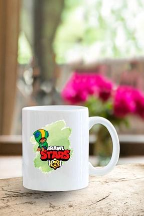 GiftStore Brawl Stars - Leon- Beyaz Kupa-21 0