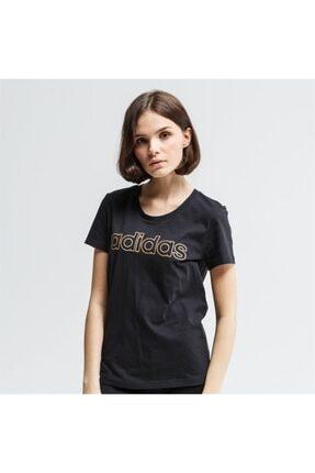 adidas W E BRANDED T Kadın Tişört 0