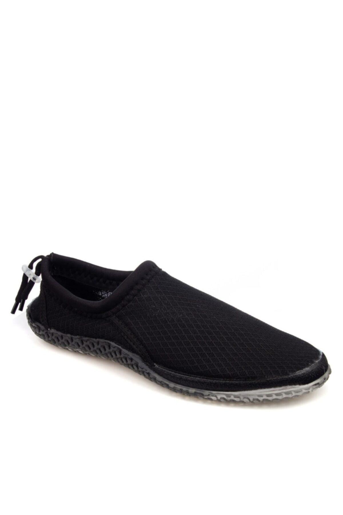 Unisex Siyah Deniz Ayakkabısı