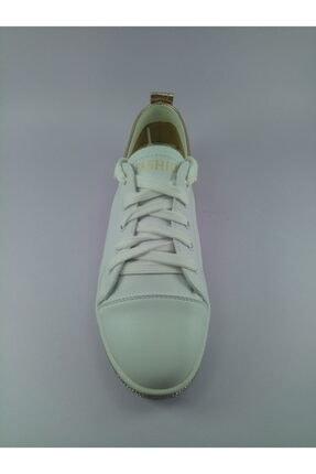Annie Hall Kriste Bell Beyaz Kadın Spor Ayakkabı 1