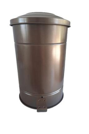 BOB Galvaniz Pedallı Çöp Kovası 4