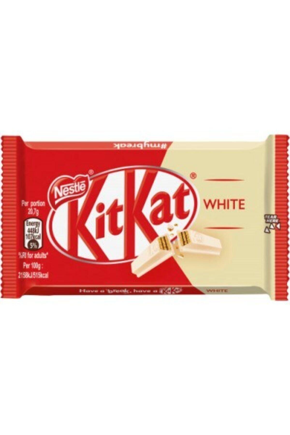 Kitkat White Beyaz Çikolata 41,5 gr
