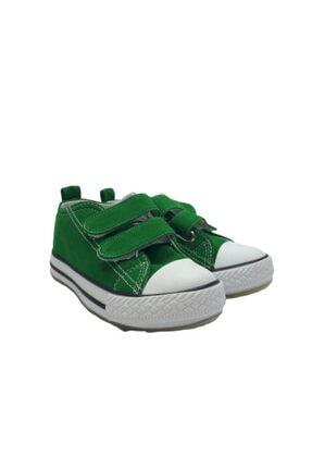 Minican Erkek Çocuk Yeşil Işıklı Spor Ayakkabı 3