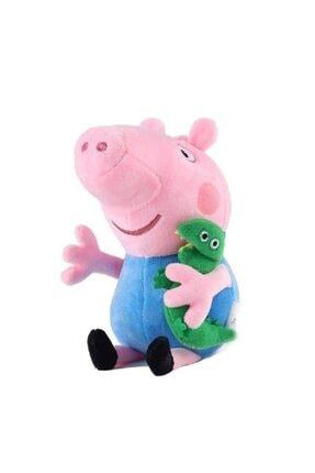 Schulzz Peppa Pig 19 Cm George Peluş Oyuncak 0