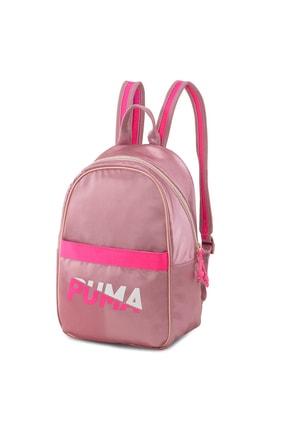 Puma Kadın Pembe Core Base Backpack Spor Ekipmanı Çanta 0