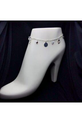 Midyat Gümüş Kenti 925 Ayar Yaz Modeli Gümüş Bayan Halhal 0