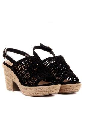 Guja Tokalı Kadın Topuklu Ayakkabı 4