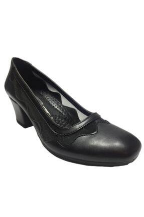 PUNTO 386009 Kadın Abiye Ayakkabı 4