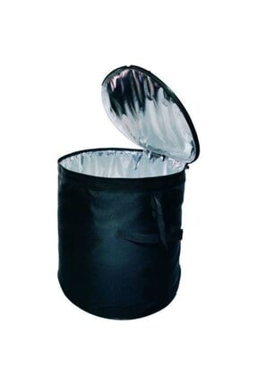 Emroto Nissan Qashqai 2014 Oto Soğuk Ve Sıcak Tutucu Bagaj Buzluk Çanta 50 Lt Siyah 0