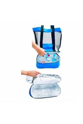 Emroto Ssangyong Actyon Mavi 40 Litre Soğuk Sıcak Tutucu Çanta 2