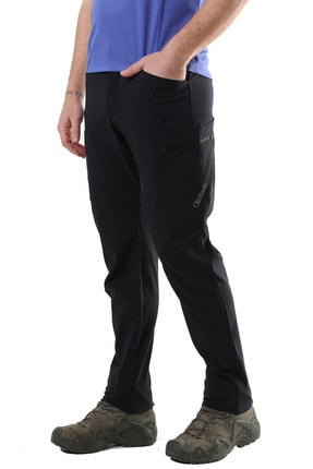 Climbolic Erkek Siyah Discovery Pro Pantolon 0