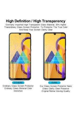 Dijimedia Samsung M31 5d 9d Tam Kaplayan Cam Ekran Koruyucu 3
