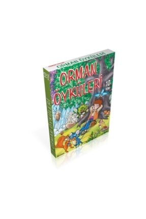 Özyürek Yayınları Orman Öyküleri 10 Kitap Takım 0