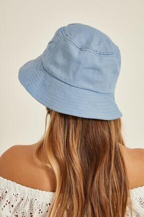 Y-London 13372 Bebe Mavi Bucket Şapka 2