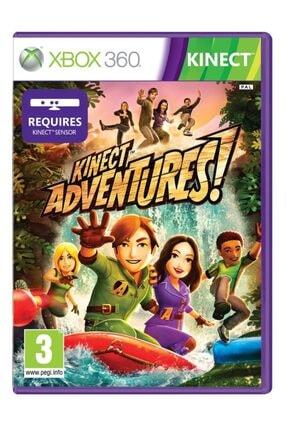 Microsoft Kinect Adventures Xbox 360 Oyun 0