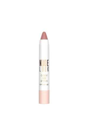 Golden Rose Kremsi Işıltılı Ruj - Nude Look Creamy Shine Lips No:03 Peachy Nude 8691190967345 0