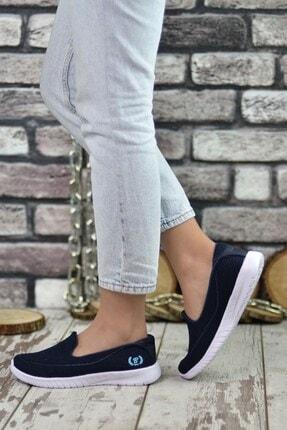 Riccon Lacivert Kadın Sneaker 0012553 2
