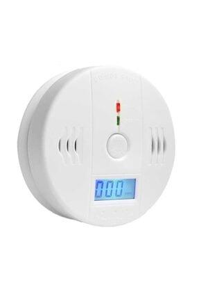 Müstesna ® Karbonmonoksit Karbondioksit Duman Dedektörü Tüp Soba Doğal Gaz Zehirlenme Önleyici Alarm 0