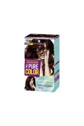 Pure Color Sac Boyasi 3 68 Bogurtlenli Brownie 4015100295238