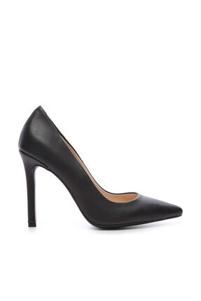 Kemal Tanca Kadın Vegan Topuklu & Stiletto Ayakkabı 723 360 BN AYK Y20 0