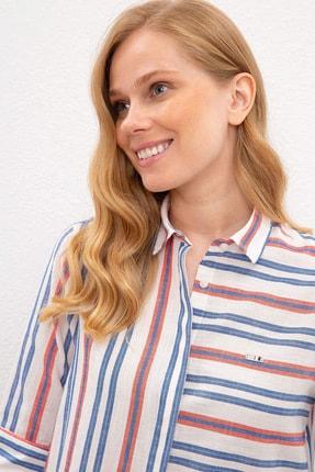US Polo Assn Kadın Gömlek G082SZ004.000.980259 1