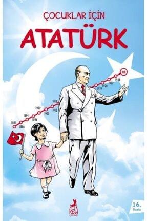 Ren Kitap Çocuklar Için Atatürk 0