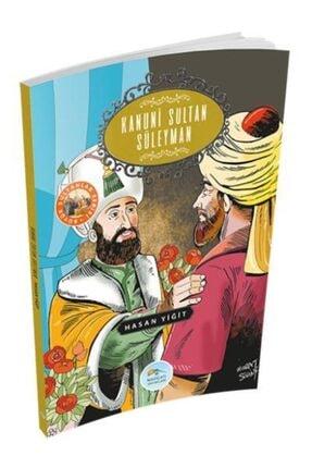 Mavi Çatı Yayınları Büyük Sultanlar Serisi - Kanuni Sultan Süleyman 0