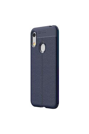CaseUp Huawei Honor 8a Kılıf, Niss Silikon Lacivert 1
