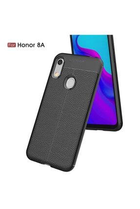 CaseUp Huawei Honor 8a Kılıf, Niss Silikon Lacivert 4
