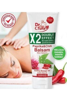 Farmasi Kırmızı Biber Ağrı Kremi Masaj Jeli 125 ml 1