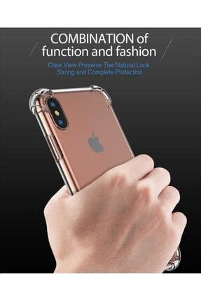 cupcase Iphone Xr Antishock Yıldızlar Darbe Korumalı Desenli Silikon Telefon Kabı 1