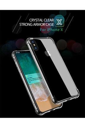 cupcase Iphone Xr Antishock Yıldızlar Darbe Korumalı Desenli Silikon Telefon Kabı 3