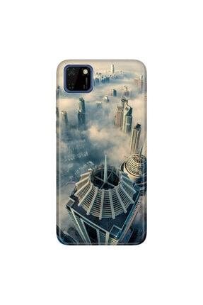 Cekuonline Huawei Y5p Kılıf Temalı Resimli Silikon Telefon Kapak 0