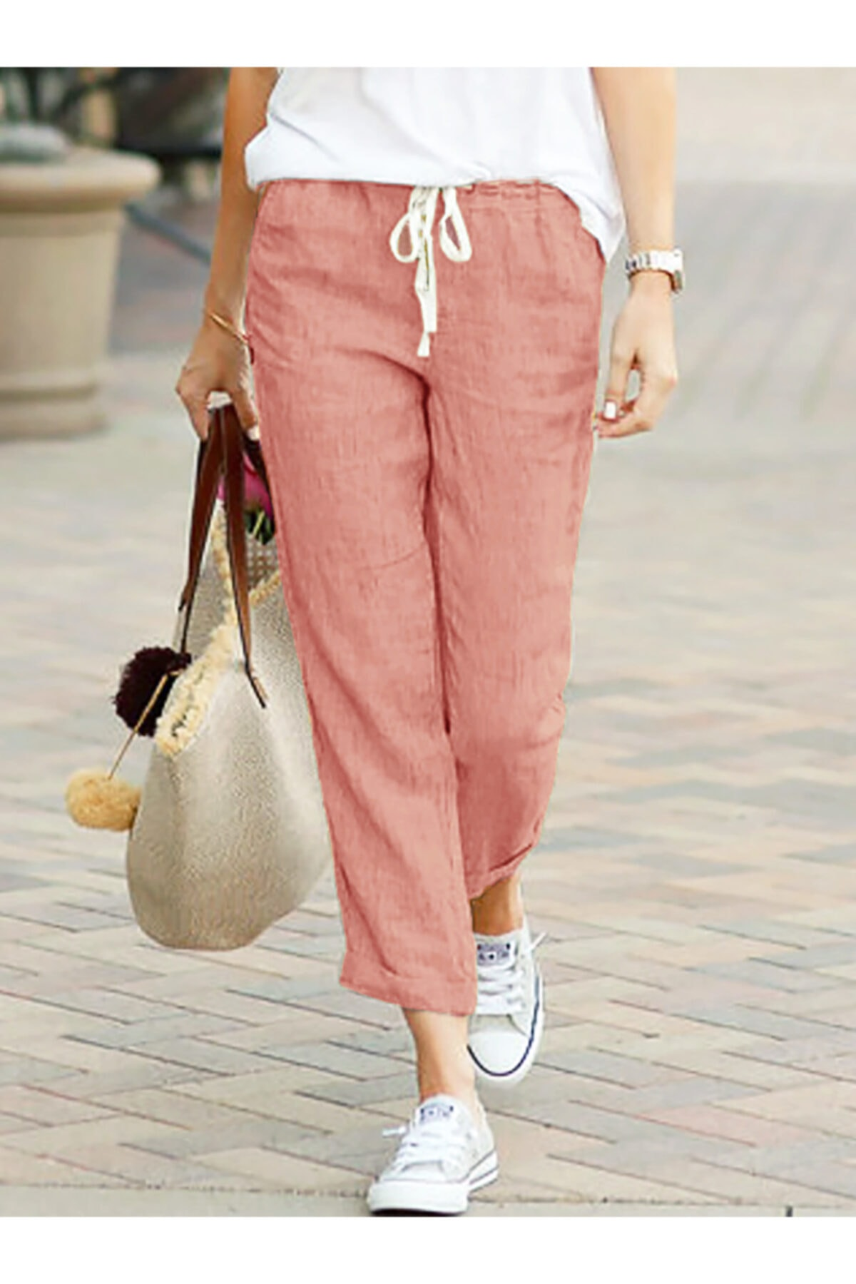 Rahat Yazlık Pantolon