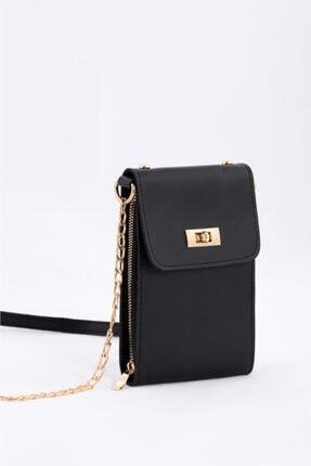 Espardile Kadın Askılı Mini Çanta 2