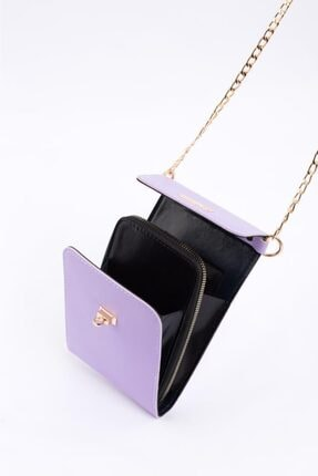 Espardile Kadın Askılı Mini Çanta 3