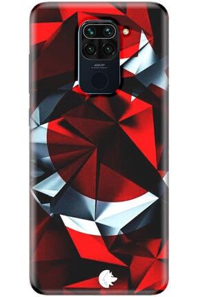 Turkiyecepaksesuar Xiaomi Redmi Note 9 Kılıf Silikon Baskılı Desenli Arka Kapak 0