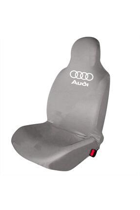 Mirsepet Audi A6 Koltuk Servis Kılıfı Gri Ön Ve Arka 4 Parça Takım 0