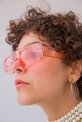 Bilge Karga Kadın Pembe Naples Güneş Gözlüğü 1