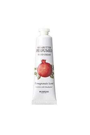 Skinfood Shea Butter Perfumed Hand Cream (Pomegranate Scent) 0