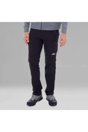 The North Face Tnf M Exploration Convertible Siyah Erkek Pantolon 0