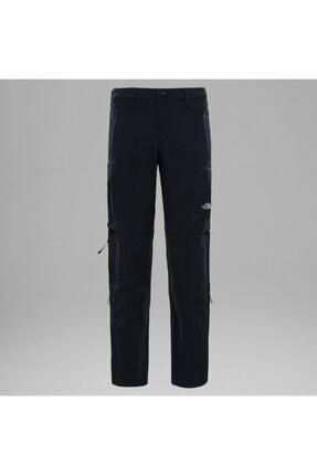 The North Face Tnf M Exploration Convertible Siyah Erkek Pantolon 2