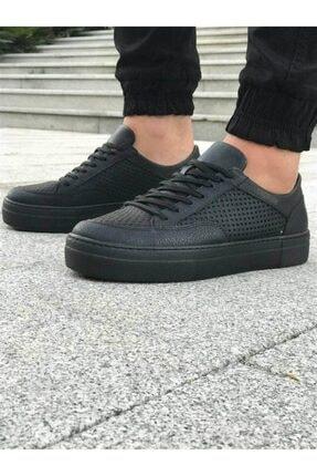 Chekich Ch015 St Erkek Ayakkabı Siyah 1