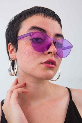 Bilge Karga Candy Purple Güneş Gözlüğü 4