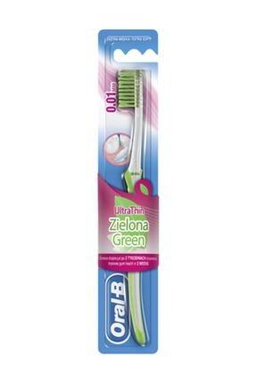 Oral-B Ultra Thin Pro Gum Green Extra Soft Diş Fırçası 0