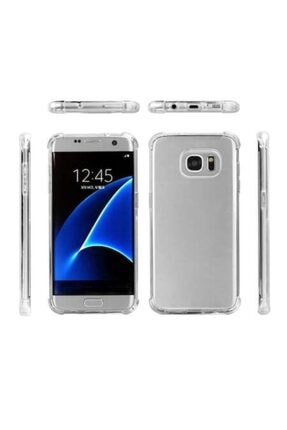 Zipax Samsung Galaxy S7 Edge Kılıf Anti Shock Silikon Kılıf 1