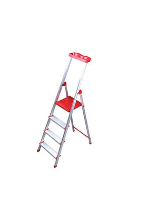 Kanat Merdiven Alüminyum Eko 3+1 Basamaklı 0