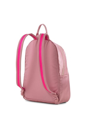 Puma Kadın Pembe Core Base Backpack Spor Ekipmanı Çanta 1