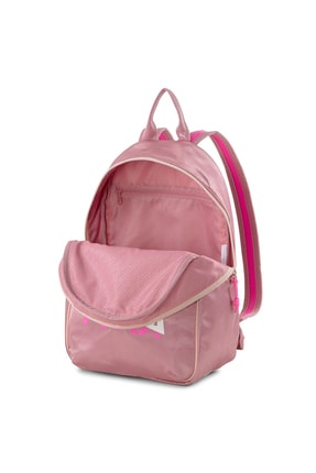 Puma Kadın Pembe Core Base Backpack Spor Ekipmanı Çanta 2