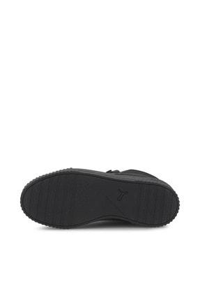 Puma Carina Mid-37323302-siyah-kadın Spor Ayakkabı- 4